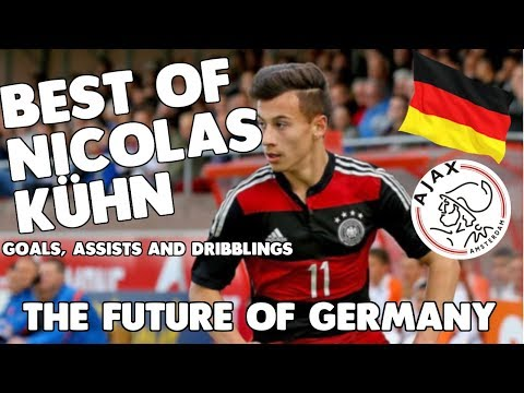 Best of Nicolas Kühn! | Goals, Skills and Assists (HD) | The German future | Welcome to Ajax! ❌❌❌