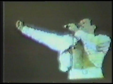 Queen - Radio Ga Ga -  at Knebworth 19860809  Magic