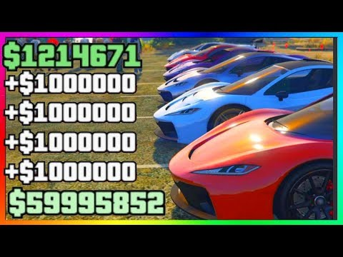 How To Make Millions Solo Every Day In Gta Online