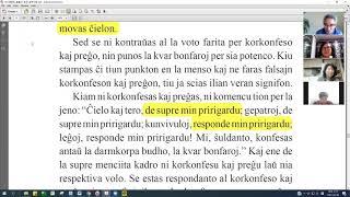 15 | La Fundamenta Instruo de Ŭonbulismo | 에스페란토 원불교 정전 공부 (zoom)