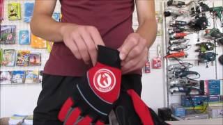 видео Перчатки с полимерным покрытием