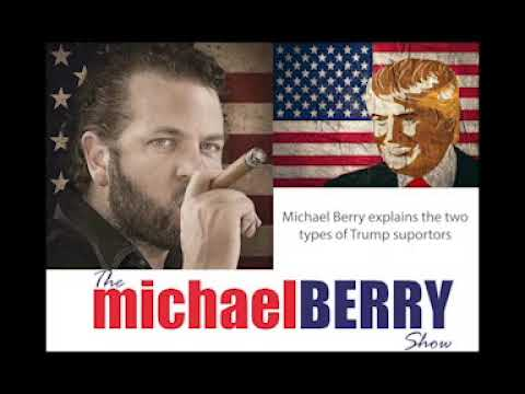 Michael Berry - Michael Berry Explains Why Not All Trump Supporters Liked His Address