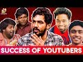 Overnight'la Yaarum Famous Aagala.. : Hip Hop Adhi Interview | Anagha | Natpe Thunai Movie