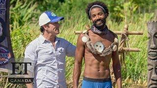 Jeff Probst Called 'Ghost Island' Winner Wendell Holland | SURVIVOR