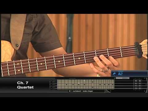 Learn Urban And Gospel Bass Guitar - Learn Gospel Quartet On Bass: Visit GospelBass.com