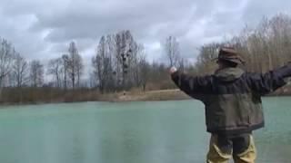 "Телеканал ""Охота и рыбалка"" - Ловля щуки на стример"