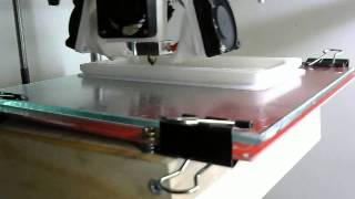 Reprap Discount Display Case With Ribs