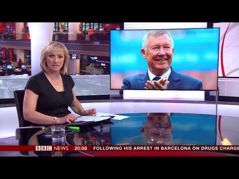 Martine Croxall BBC News May 6th 2018