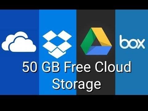 50 GB Cloud Storage Free - Hindi 👌👌👌👌