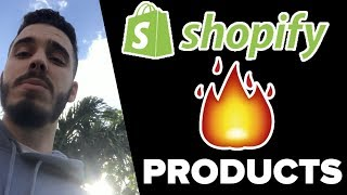 How I Find Shopify Products That Make Me $7,843 Per Month