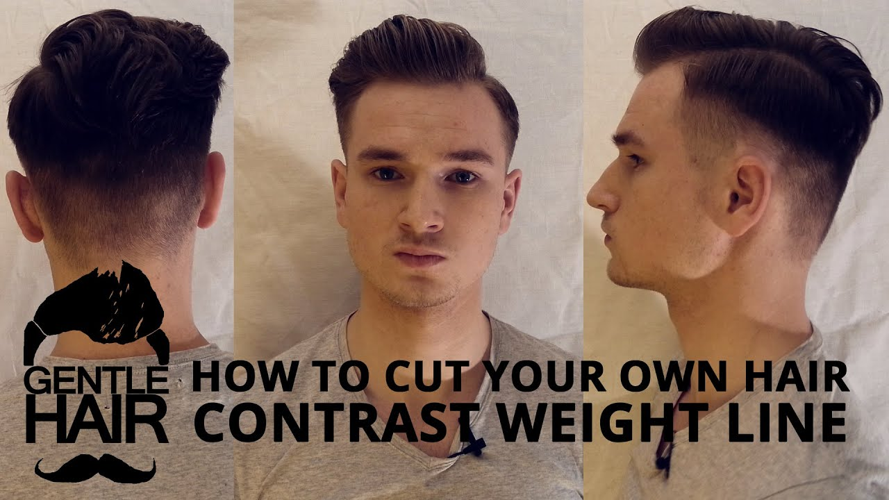 Style Your Own Hair: How To Cut Your Own Hair For Men