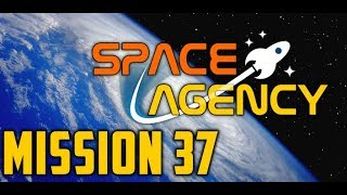 Space Agency Mission 37 Gold Award