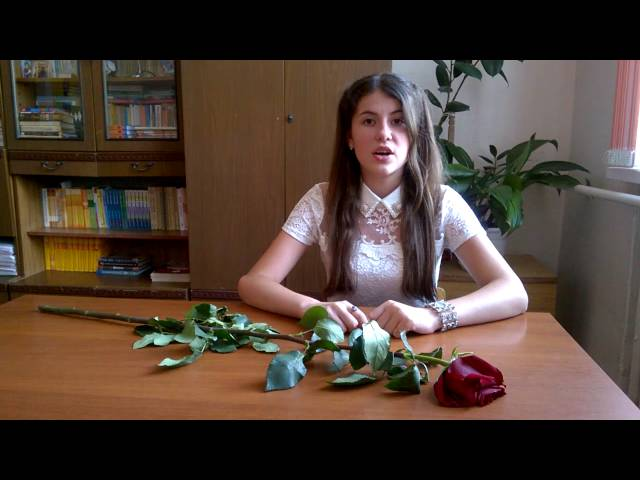 Голованева Екатерина читает произведение «Тихой ночью поздний месяц вышел.» (Бунин Иван Алексеевич)