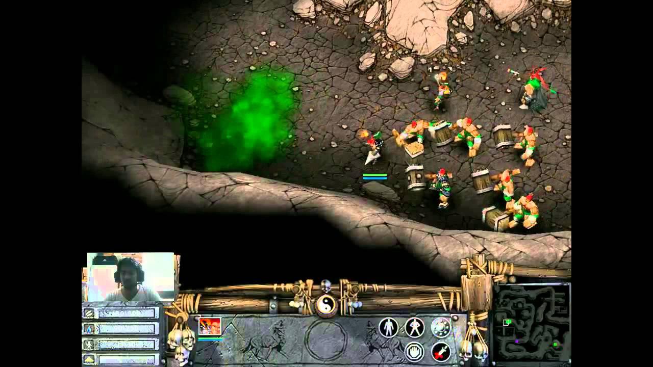 battle realms graybacks journey