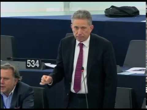 Kostas Chrysogonos about Mos Maiorum at EU Parliament (dubbed)