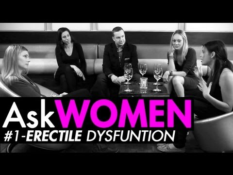 Dating a man with erectile dysfunction