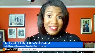 Dr. Tyrha Lindsey-Warren on Empowered Storytelling and Marketing to Millennials