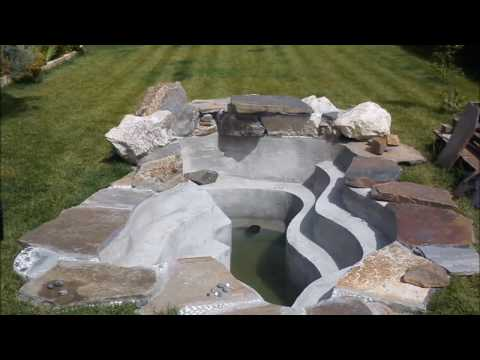 Λίμνη κήπου (κατασκευή)