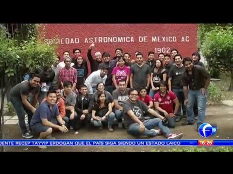 International Space Apps Challenge Mexico City 2016