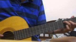 Tiễn bạn lên đường -  Guitar cover by HVT