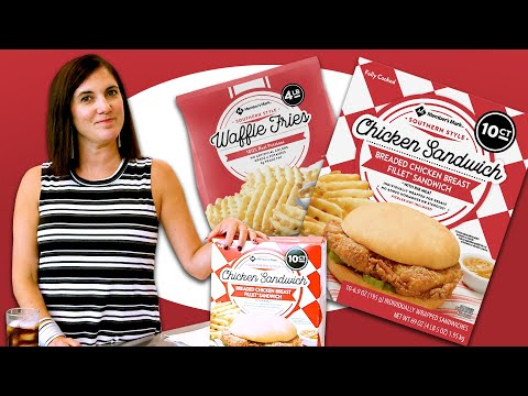 Sam's Club Has A Copycat Chick-fil-A Sandwich...and We Reviewed It! | Chicken Sandwich Taste Test