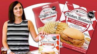 Sam's Club Has a Copycat Chick-fil-A Sandwich...and We Reviewed It! | Chicken Sandwich Taste Test