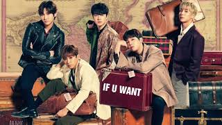 FTISLAND - IF U WANT [EVERLASTING 9th Album]