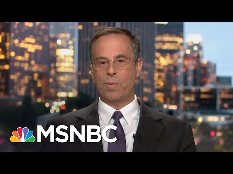 Ex-DOJ Official: President Trump's Head Will Spin 360 Degrees Over Lawyers | The Last Word | MSNBC
