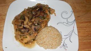 Chicken Marsala  How To Prepare Chicken Marsala Step By Step