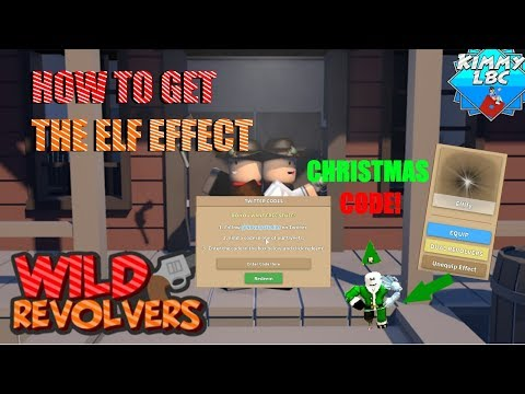 Download Code How To Get The Elfify Effect Roblox Wild Revolvers Mp3 - codes for wild revolvers on roblox