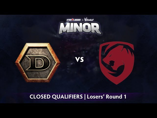 DeToNator vs Tigers Game 1 - StarLadder ImbaTV SEA Qualifier: Losers' Round 1
