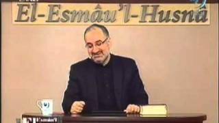 El Hayy Tecelli Edince Yokluk Varlığa Rahim olur - Mustafa İslamoğlu