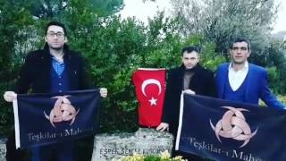 Eşref Sencer Kuşçubaşı / Aydın Söke - Emir Faruk Uzunpınar - Teşkilat-ı Mahsusa