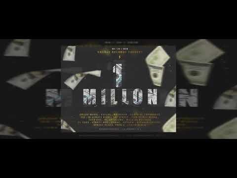 (1 MILLON )- varios artistas -losdelacompany-energy record