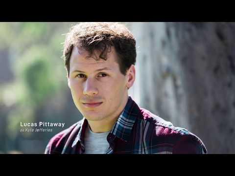 Lucas Pittaway Interview - The Faceless Man