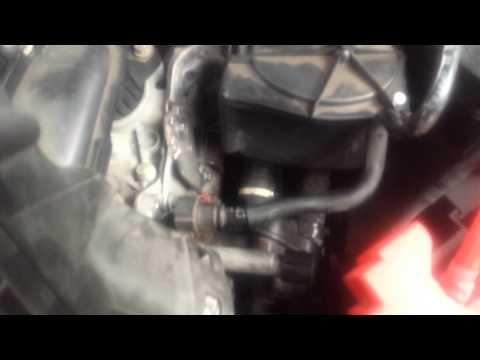 Fiesta Mk6 1.6 TDCI Zetec S EGR Blanking