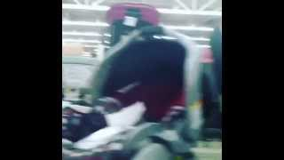 What the?...Walmart car seats