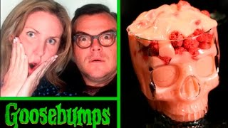HALLOWEEN Movie Treats with JACK BLACK - Zombie Brains, Monster Blood & More