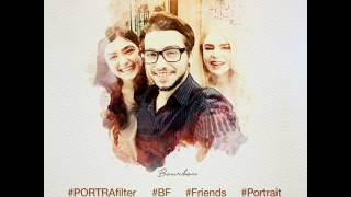 PORTRA – Stunning art filter