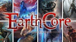Earthcore: Shattered Elements - Карточные войны на Android