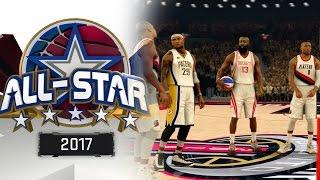 NBA 2K17 MyCAREER - 2017 All Star Weekend - 3 Point Shootout!