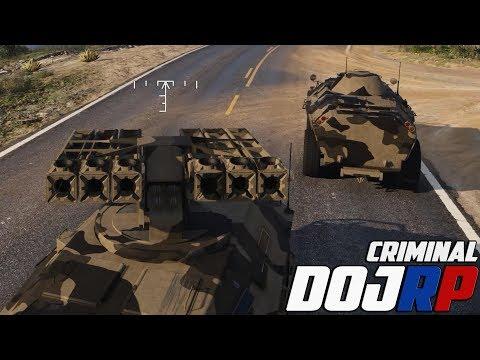 DOJ Criminal - Stealing APC's! - EP.1