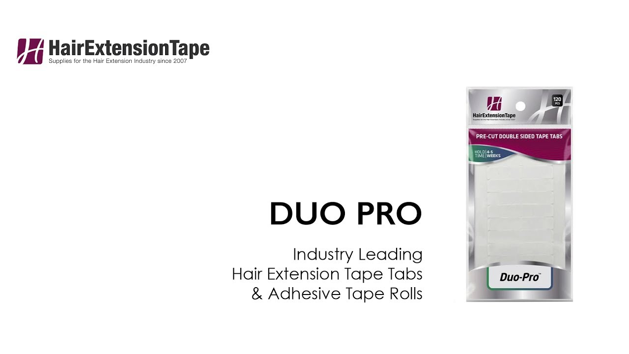 Duo Pro Hair Extension Tape Walker Tape Beauty Hair Australia