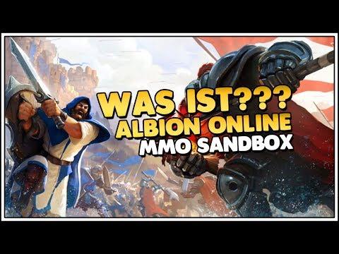 Was ist ALBION ONLINE??? 👑 Crafting MMO aus Deutschland [German|Deutsch]