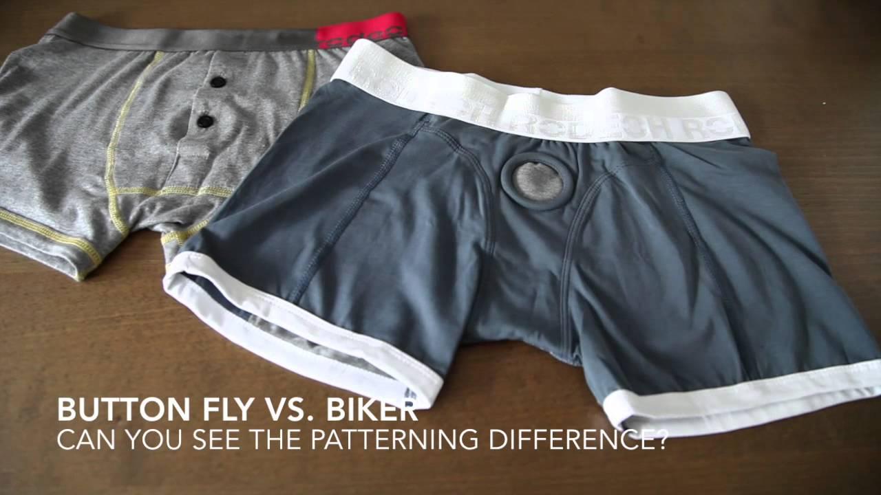 Rodeoh Biker Short Underwear Harness