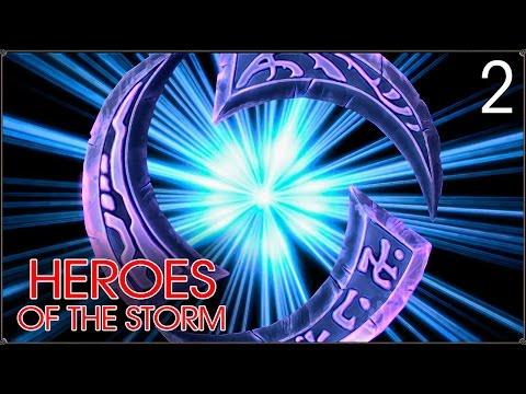 видео: heroes of the storm: Битва в бухте #2