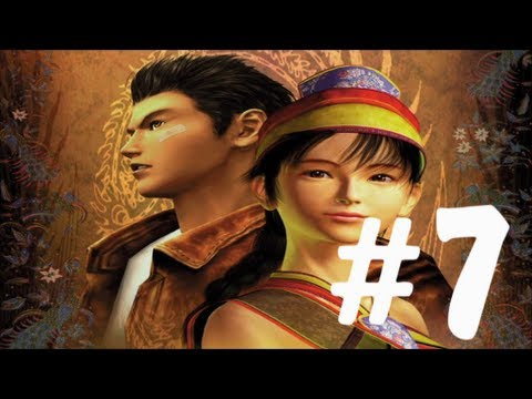 Shenmue 2 - Part 7 - Chores At Man Mo Temple