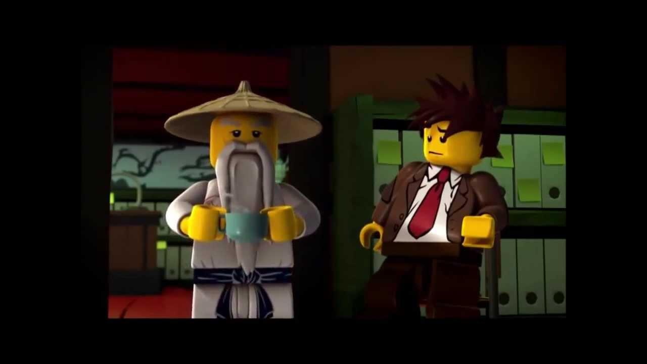 Ninjago rebooted sensei wu 720p youtube - Ninjago sensei wu ...
