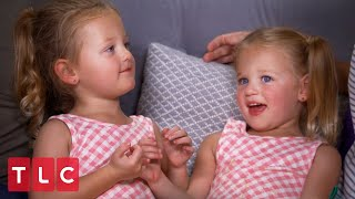 Raising Quints 101: Sharing, Sibling Rivalries, and Discipline | OutDaughtered