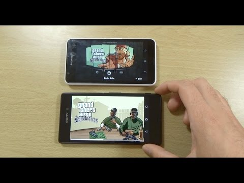 Why Sony Xperia M4 Aqua Sucks for Gaming VS Xperia E4G!